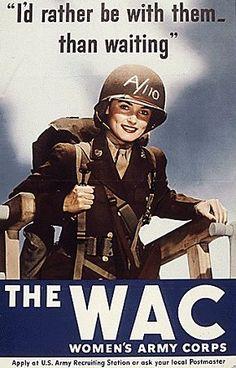 Women in the WAC