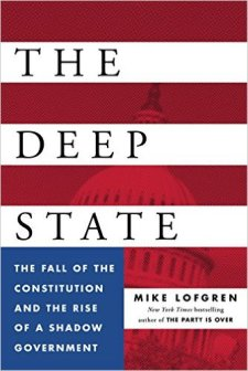 """""""The Deep State"""" by Mike Lofgren"""