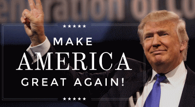 Trump: make Americ great again
