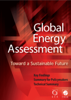 IIASA: Global Energy Assessment