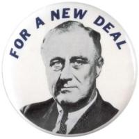 New Deal Button