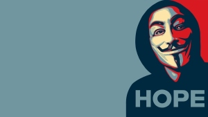 Anonymous = Hope