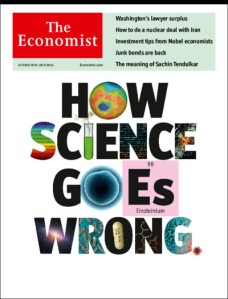 How science goes wrong