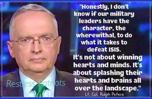 Ralph Peters about 4GW