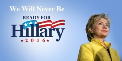 We will never be ready for Hillary