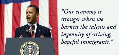 Obama on Immigration