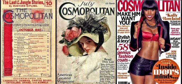 Cosmopolitan Covers