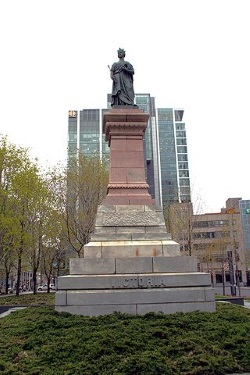 Victoria Square, Montreal