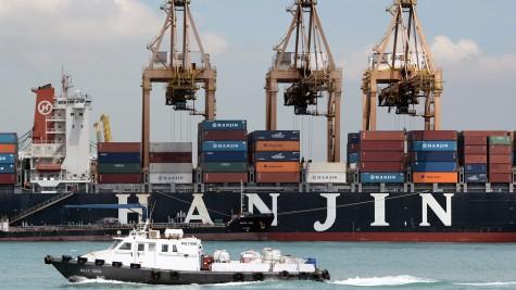 Hanjin shipping