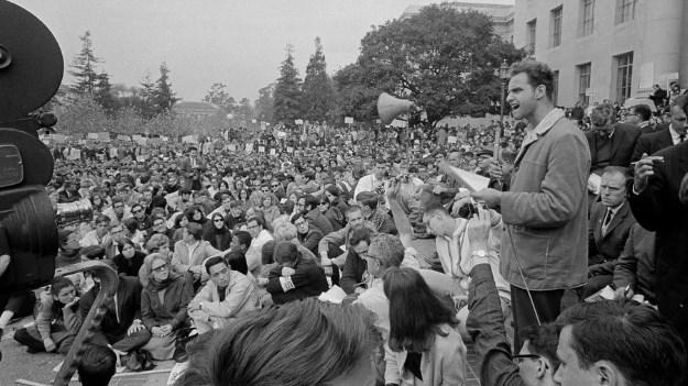 Berkeley Free Speech Movement,
