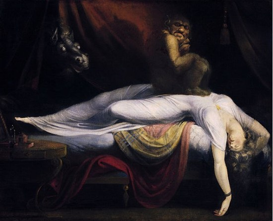 """The Nightmare"" by John Henry Fuseli (1781)"