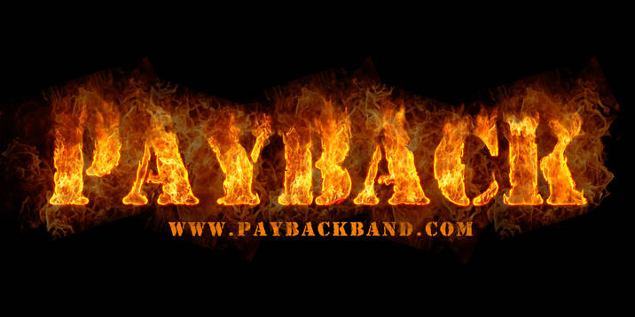 Payback band's official logo