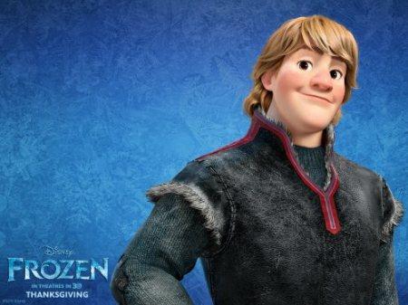"""Kristoff in """"Frozen"""""""