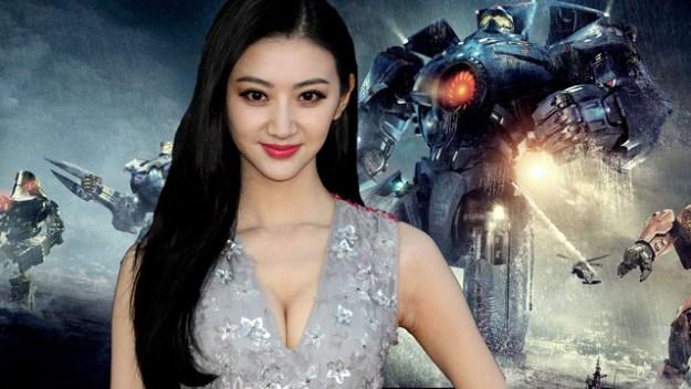 Tian Jing will be in Pacific Rim Uprising.