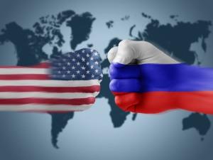 USA - Russia fight