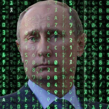 Putin - cyberwarrior