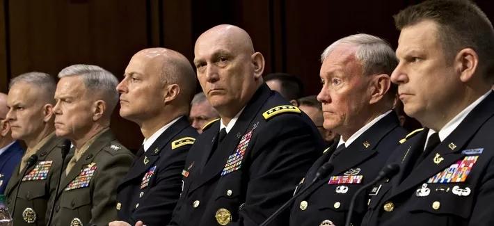 America's generals