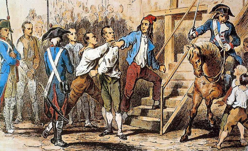 Execution of Danton