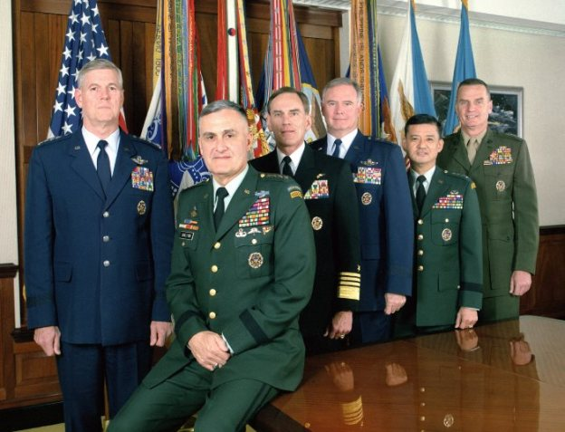 Joint Chiefs of Staff - January 2000