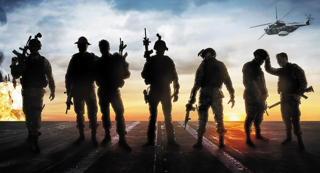 From the film Act of Valor.