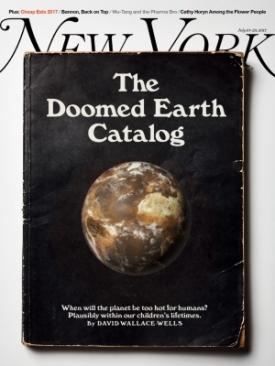 The Doomed Earth Catalog