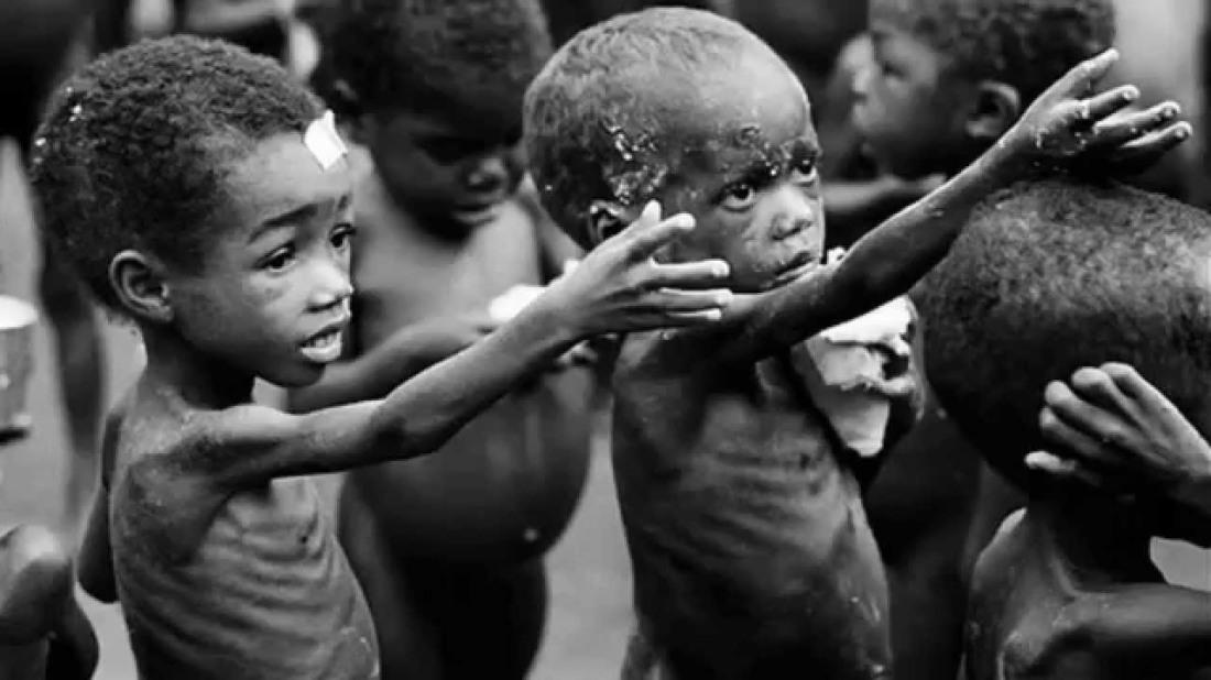 Famine in Africa