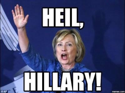 Heil Hillary