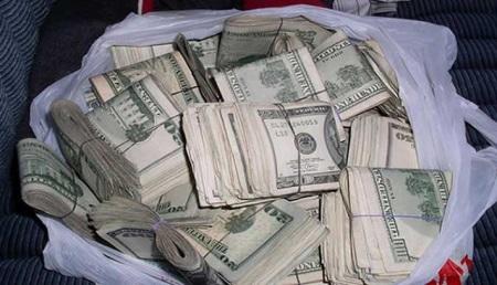 Bag of Cash
