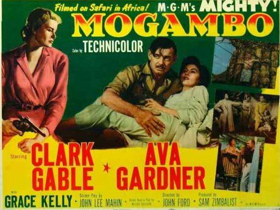 "Poster for ""Mogambo"""